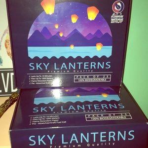 All Natural Shop Sky Lanterns